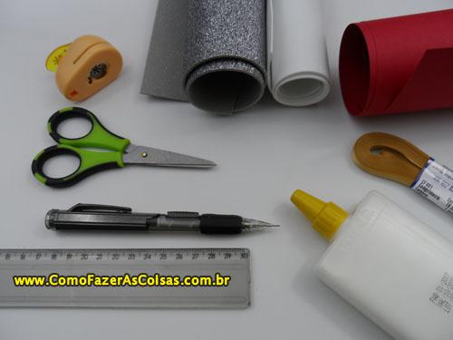 Artesanato Argila ~ Como fazer o mais belo cart u00e3o de Natal Artesanato fácil e barato