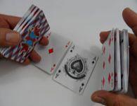 Como fazer a mágica dos 4 ases do baralho.