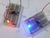 Como Fazer um Circuito Pisca LED