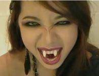 Maquiagem de Vampira - Como Fazer
